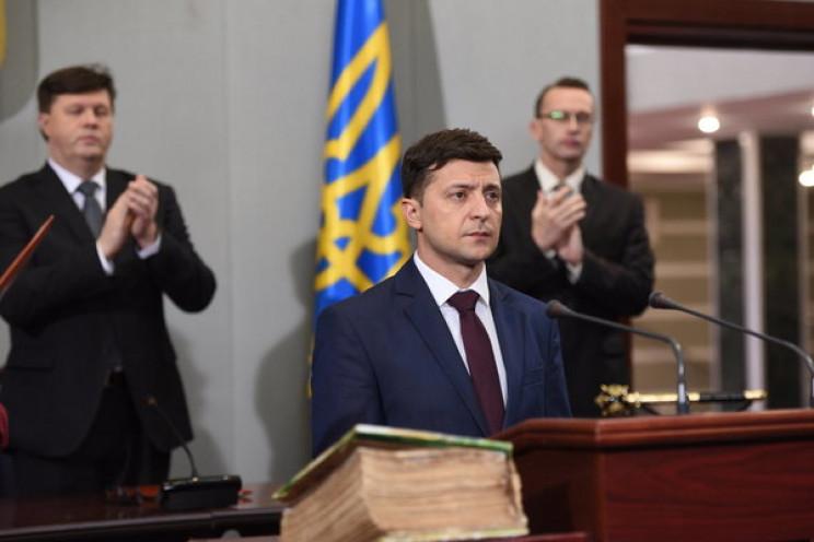 Зеленський ініціював створення програм для підтримки бізнесу через коронавірус